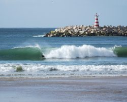 Surf spots in the center of Portugal