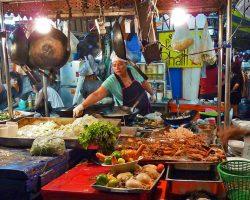 Thai's capital best street food