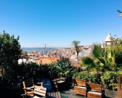 The best terraces and rooftops in Lisbon