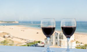Amazing balconies and views in the Algarve