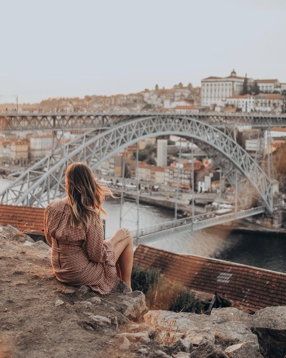 20 Fotos Que O Vão Convencer A Marcar Umas Férias Em Portugal // Os Sítios Mais Instagramáveis em Portugal. Instagram Portugal. // Warmrental