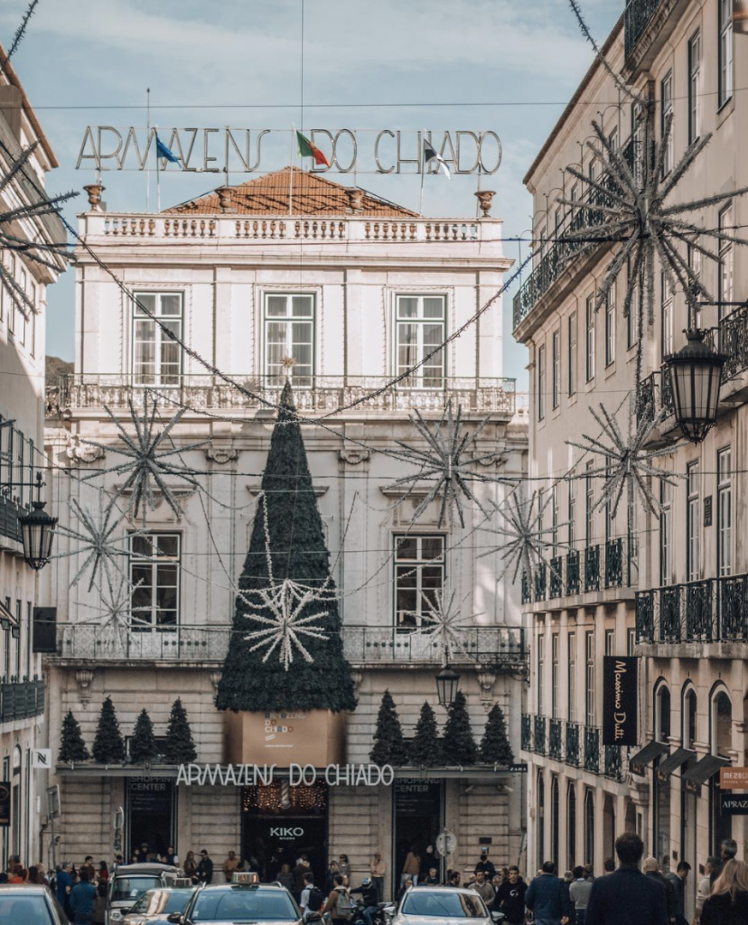 Where To Stay In Lisbon At Christmas: 10 Cozy Apartments In Lisbon. Christmas In Lisbon. Rent Lisbon Apartment. // Warmrental