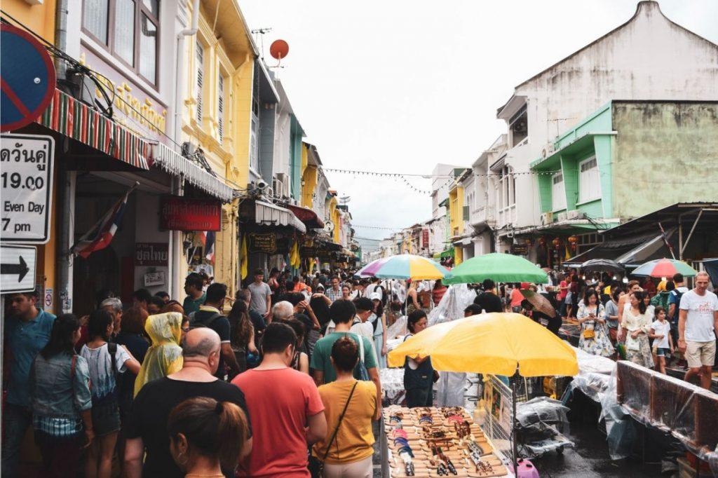 Mercado em Phuket   O Que Fazer Em Phuket  Warmrental
