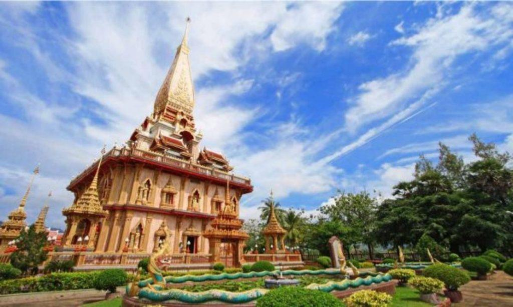 Wat Chalong   O Que Fazer Em Phuket   Warmrental