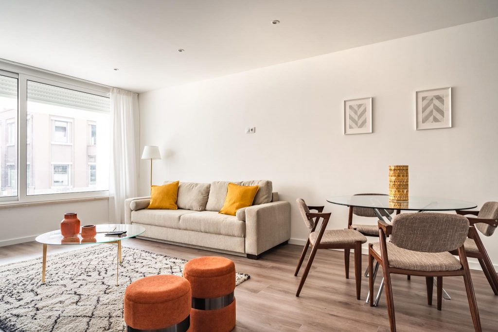 5 Inviting Mid-Term Rentals In Lisbon | Furnished apartments for rent in Lisbon. Renting Mid-Term Accommodation in Lisbon // Warmrental