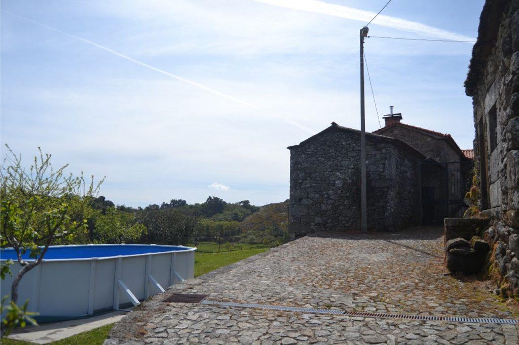 Casas De Férias Com Piscina Privada No Norte De Portugal | Alojamento Local Norte de Portugal | Férias No Norte de Portugal | Verão 2021 | Casa de Férias Em Arga de Cima Com Piscina Privada | Warmrental
