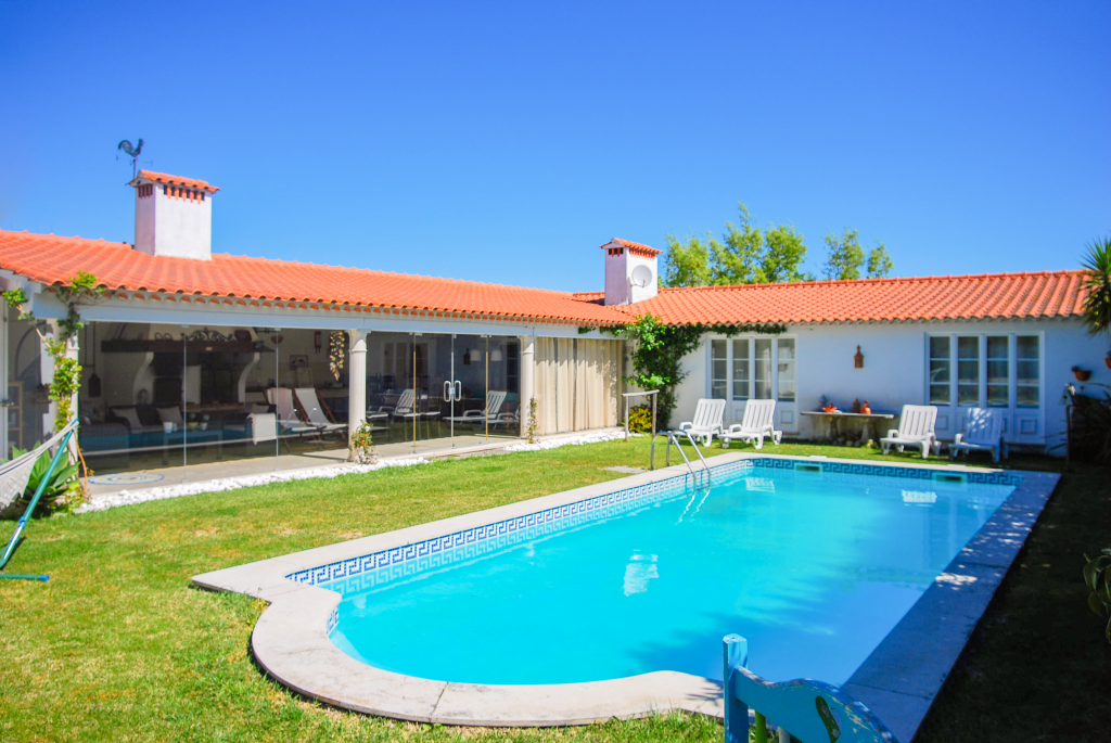 Holiday Villas With A Private Pool To Rent In Central Portugal | Vacation Rental In Central Portugal | Private Pool Villa In Ourém | Warmrental