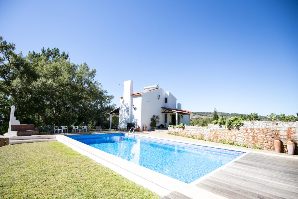 Holiday Villas With A Private Pool To Rent In Central Portugal | Vacation Rental In Central Portugal | Private Pool Villa In Arrábida | Warmrental