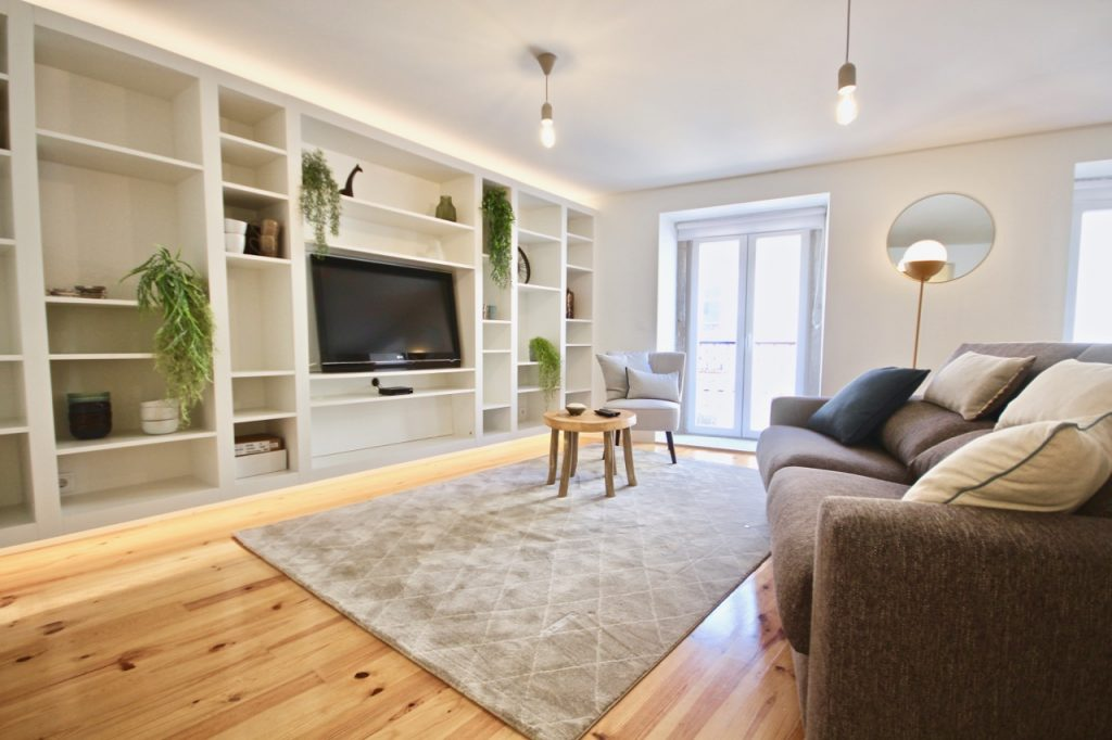 10 Long-Term Rentals In Lisbon Where You'll Feel At Home   Long stay apartments for rental in Lisbon   Long term accommodation in Lisbon   Furnished apartments for rent in Lisbon   Long Term Rental In Mouraria   Warmrental
