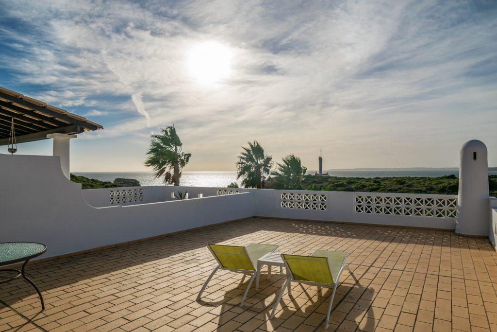 10 Moradias Isoladas Para Umas Férias No Algarve | Ferias em Ferragudo | Casa com Vista Mar Terraço | Warmrental