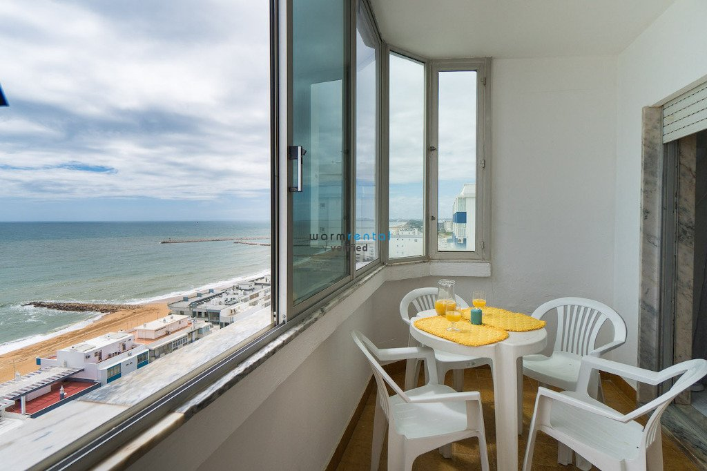 Overlooking Ocean Beach View Balcony Apartments