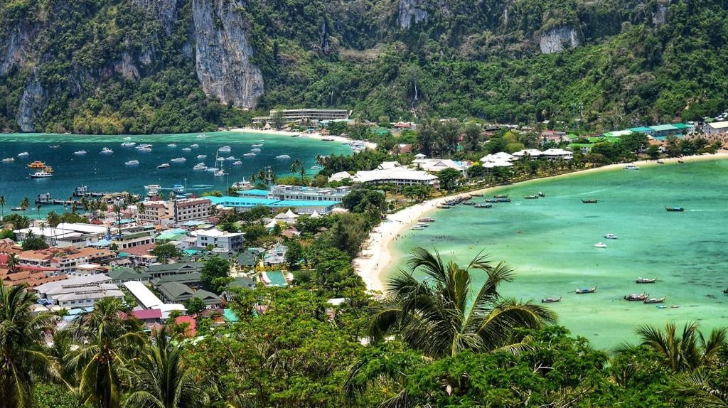 Olá Tailândia!