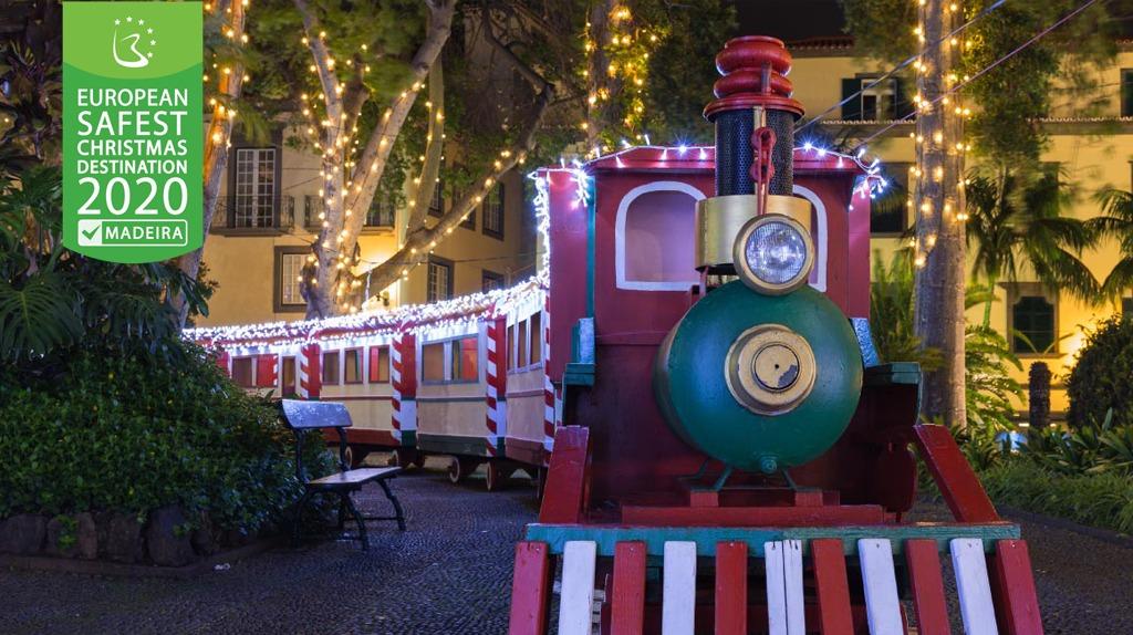 Madeira: Safest Christmas Destination In Europe