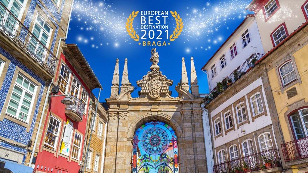 Braga: European Best Destination