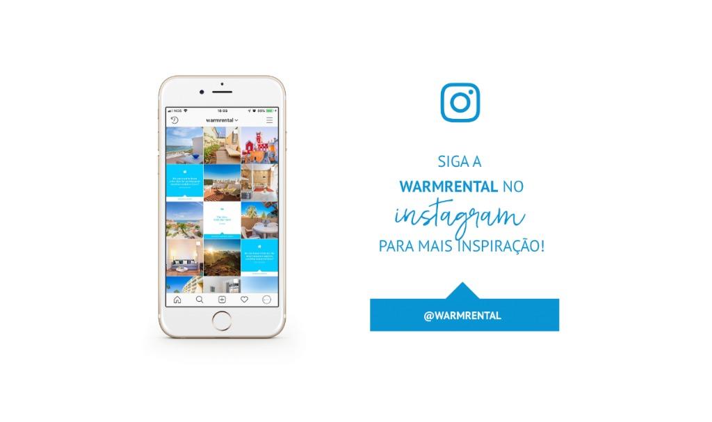 A Warmrental Está No Instagram!