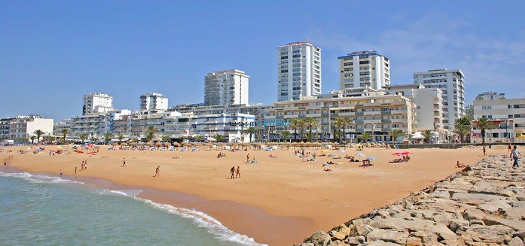 Alugar apartamentos algarve apartamento banara quarteira for Portugal appart hotel