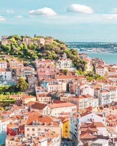 Onde Tirar Fotos Em Lisboa? Os Sítios Mais Instagramáveis Em Lisboa