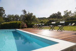 Casas De Férias Com Piscina Privada No Norte De Portugal